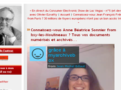 L'interview d'Anne-Béatrice MyArchiveBox Jean-Michel Billaut