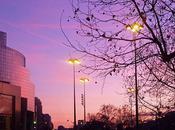 Coucher soleil Bastille