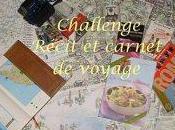 Challenge Carnet Voyage