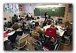 Rentrée scolaire plus d'élèves mais moins profs aquitaine