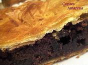 Galette Rois Chocolat Cerises Amarena façon Forêt Noire