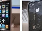 Envie d'un iPhone transparent