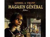 Magasin général Regis Loisel Jean-Louis Tripp (Bande dessinée dans Québec années 2006)