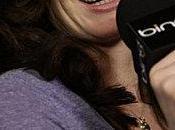 Pics Elizabeth Reaser press conference Homework