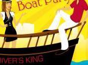 Erasmus Boat Party Summer Session Soirée Étudiante River's King Paris