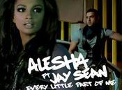 pochette Every Little Part (Alesha Dixon feat. Sean) ressemble