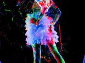 Color light Born paint