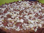 Entremet-mousse chocolat Grand marnier spéculoos