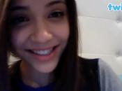 Vanessa Hudgens petite soeur Stella Twitter