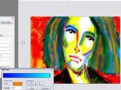 Logiciel peinture numérique Greenfish Painter