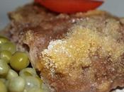 nouvelle façon cuisiner steak Pané avec épices