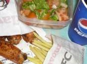 Menu wings DUKAN Ktya