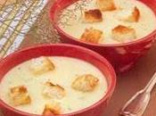 Crème fonds d'artichaut