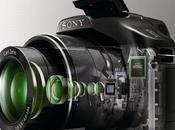Sony DSC-HX100V, airs reflex