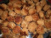 Falafel pois chiches sauce sésameg