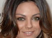 Mila Kunis couple avec acteur Glee