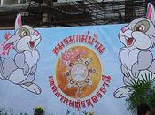 février: Thaïlande: Nouvel chinois 2011.