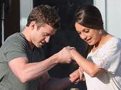 Justin Timberlake Mila Kunis Simples potes malgré rumeurs insistantes