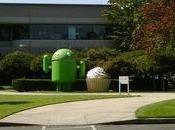 Afflux chez Google Francisco