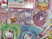 Quelques gourmandises Hello Kitty d'Allemagne