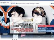 Victoires Musique: Lilly Wood Prick chasse votes Facebook