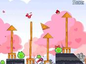 Angry Birds Seasons, Burn Rope Real Racing pour iPhone jour