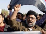 Manifestations Moyen Orient Irak compris