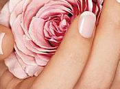 Manucure rose