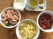 torsades saumon poivron poivre chiloé