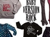 Baby Version Rock Mode enfants vente privée