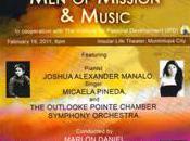 Marlon DANIEL petit coucou Pays Saint-Georges Philippines concert