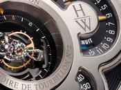 "Harry Winston ""Histoire Tourbillon N°2″ montre grand Luxe."