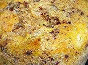 Gâteau moelleux orange, banane, chocolat interblog