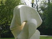 Henry Moore rondeur sculpturale..