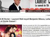 casting Toi, moi, autres invité Laurent Weil(VirginRadio)