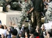 Comment l'armée égyptienne déposé Moubarak