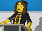 Russell Brand content d'avoir piercing tétons dans Simpson