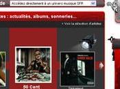 Music première plateforme musique mobile