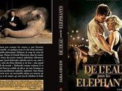 l'Eau pour Elephants nouvelle couverture livre chez Albin Michel