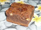 Brownie noix macadamia