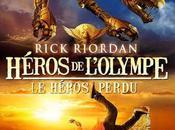 Héros l'Olympe héros perdu Rick Riordan