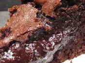 Fondant chocolat façon brownie
