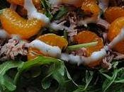 Salade thon Mandarine Wimzie