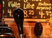 bière totalement givrée