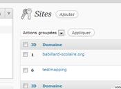 Configurer WordPress pour utiliser différents noms domaine