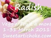 White Radish with chickpeas Pumpkin Events announcement Daikon pois chiches courge