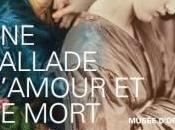 ballade d'amour mort Photographie préraphaélite Grande Bretagne, 1848-1875