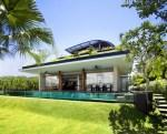 Meera House exemple impressionnant toiture végétale d'architecture durable