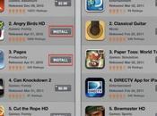 L'iOS reconnaît applications déjà achetées