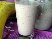 Smoothie Banane-Kiwi-Fraise